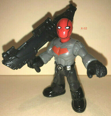 RED HOOD figure DC Imaginext SUPER FRIENDS Batman Universe Fisher Price toy DCU