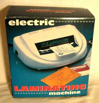 The Laminator Electric Laminating Machine Tl-110