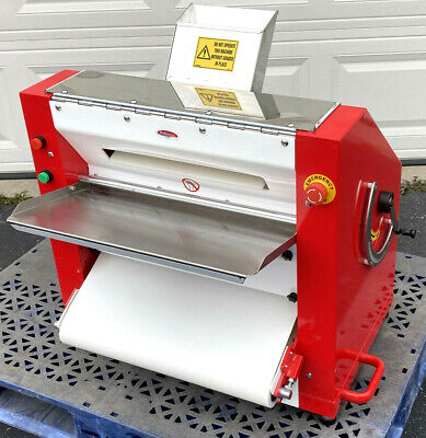 Atlas Sh500 20 Wide Pizza Pasta Dough Roller Sheeter Machine