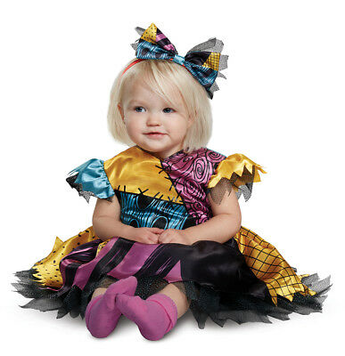 Sally Classic Girls Infant Nightmare Before Christmas Costume