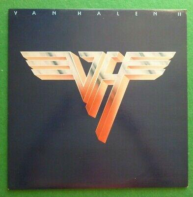 """Van Halen """"Van Halen II"""" Original 1979 vinyl LP WB HS 3312, usado comprar usado  Enviando para Brazil"""