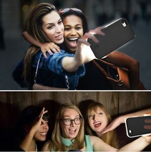 iPhone  x selfie softbox lighting for photography case