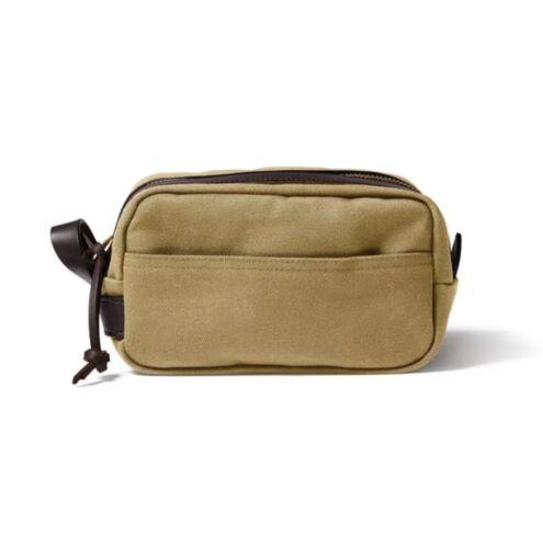 Filson Travel Kit, Size One Size - Dark Tan