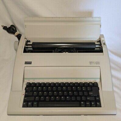 Nakajima Portable Electronic Typewriter Wpt-150