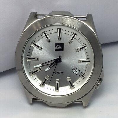 Quiksilver Drop In Men's Watch - 10 ATM, Solid Stainless Steel
