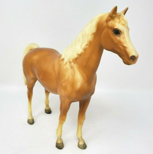 Breyer Model Traditional Horse Family Arabian Mare Palomino #5 Hope Loose EUC
