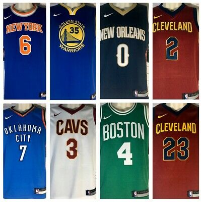NWT AUTHENTIC NBA NIKE Swingman Jersey BOYS/YOUTH Sizes S/M/L/XL No Bootleg
