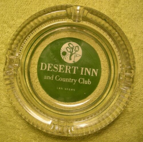 Vintage Desert Inn and Country Club Ashtray Las Vegas Nevada