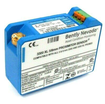 New Bently Nevada 330180-51-05 3300 Xl Proximitor Sensor 3301805105