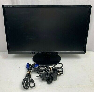 Acer S241HL bmid LED LCD Monitor