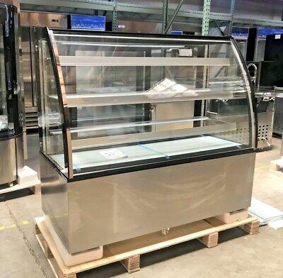 New 60 Bakery Deli Refrigerator Model Arc-471y Cooler Case Display Fridge Nsf