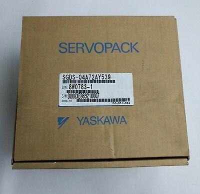 Yaskawa Sgds-04a72ay539 Servopack 400w Servo Controller