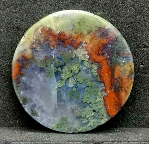 Natural Stone Loose Moss Agate (114A)