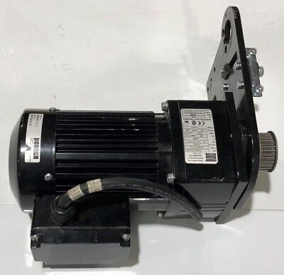 Bodine Electric 42R6BFPP-FX2 Inverter Duty Gearmotor 230/460V 170RPM 3/8HP 3PH