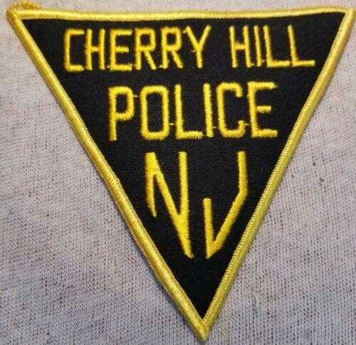 NJ Cherry Hill New Jersey Police Patch