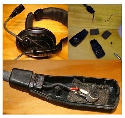 Electret Microphone Element - HC-HiFi electret upgrade for Heil Element HC-4 HC-5 for Yaesu 450 817 857 897