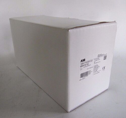 (NEW) ABB 7.5kW Motor Starter DRAF16-13U 100-250V50/60HZ 1SBK174238R1300
