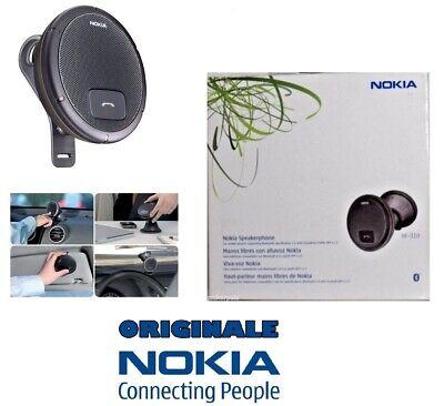 Speakerphone Plug In (NOKIA HF-310 Speakerphone Bluetooth Plug-in- Mobile Handsfree Speaker)