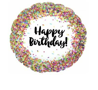 Happy Birthday Candy Sprinkles 18