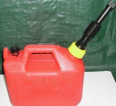 Vintage Wedco 1 Gallon 4 Oz Gas Can Vented