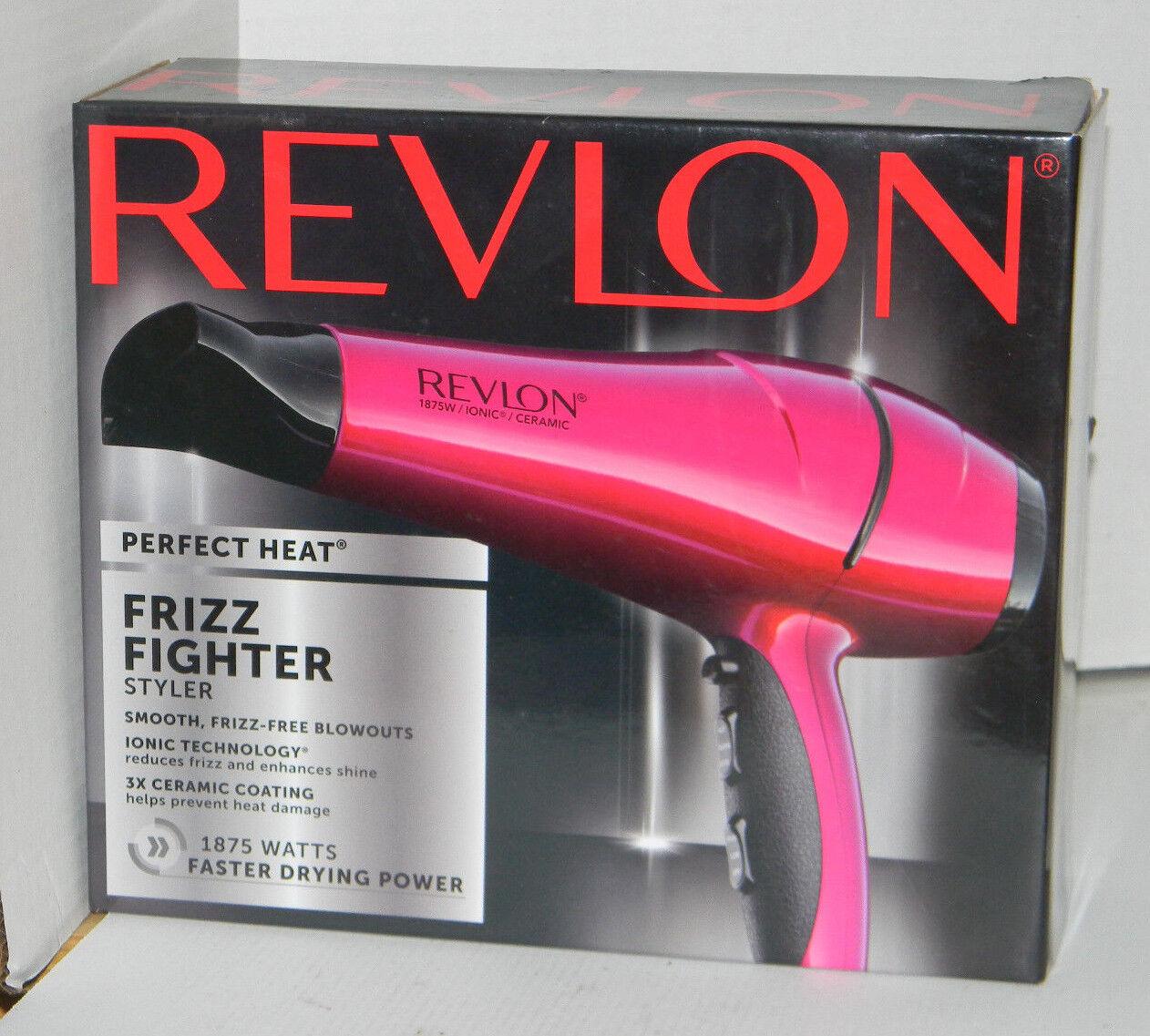 Revlon 1875W Frizz Fighter Hair Dryer