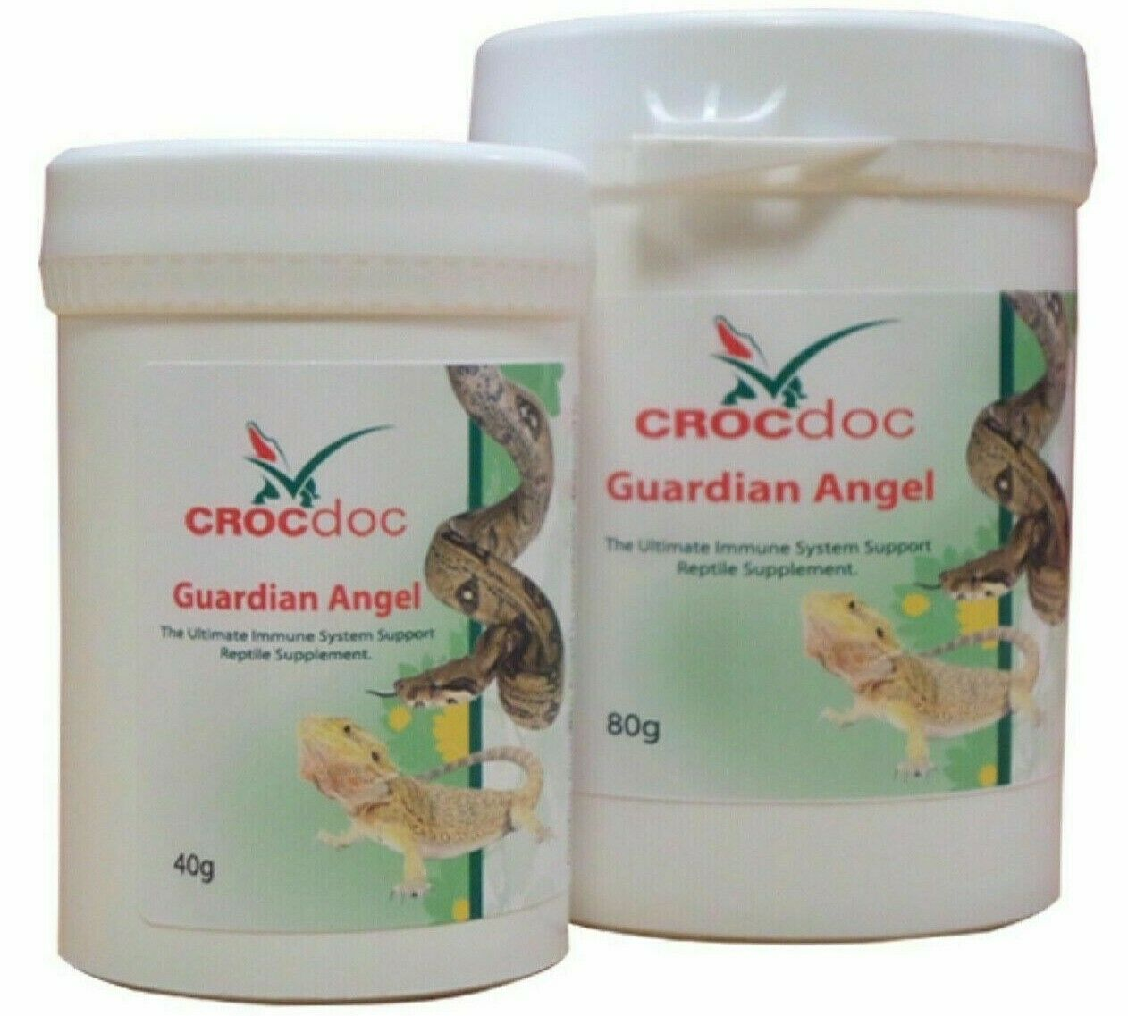 CROCdoc Guardian Angel For Sick Stressed Reptiles Emergancy First Aid