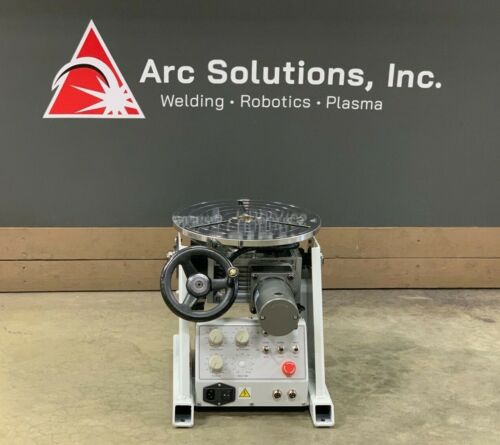 ProArc Welding Positioner – PT-203/CB-102