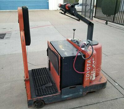 Toyota 6tb50 Electric Tugger Pallet Jack