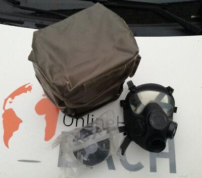 Pol. Schutzmaske MP5, Filter, (VERKAUF NUR EU) Atemschutzmaske Gasmaske