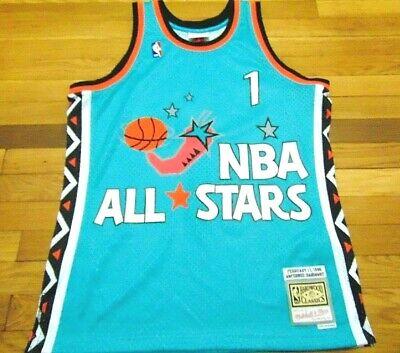 MITCHELL & NESS NBA HWC 1996 EAST ALL-STAR PENNY HARDAWAY SWINGMAN JERSEY L