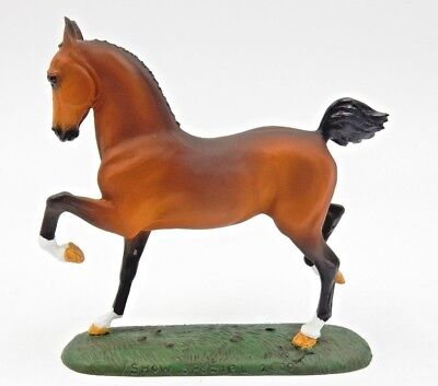 ANIMAL ARTISTRY SHOW SPECIAL MINI HACKNEY MODEL HORSE SCULPTED BY DONNA CHANEY , used for sale  Bethlehem