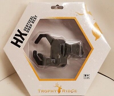 Accessories Trophy Ridge Revolution 2 Fall Arrow Rest Rh Replacement Launcher Fingers Red Sophisticated Technologies
