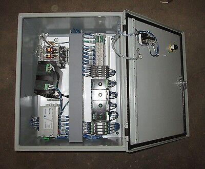 Allen Bradley Micrologix 1000 Programmable Controller Murr 857814 Hoffman Ww6