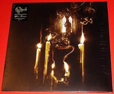 Opeth: Ghost Reveries 2 LP Double Record 180G Vinyl + Poster 2005 Roadrunner NEW