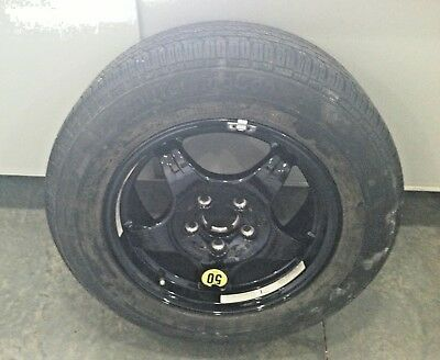 Mercedes Benz S430 Tire - 2000-2006 MERCEDES-BENZ W220 S320 S430 ~ SPARE WHEEL AND TIRE