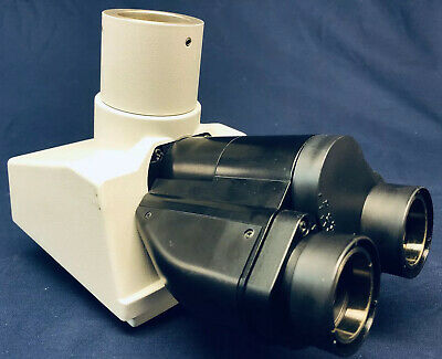 Nikon Ym-ti Trinocular Head Eclipse And I Series Microscopes Camera Port