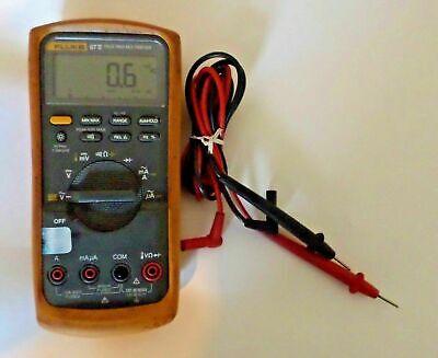 Fluke 87 V True Rms Multimeter Mtseq -023