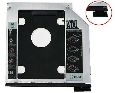Opticaddy SATA-3 HDD//SSD Caddy+bezel for Dell Precision M2800