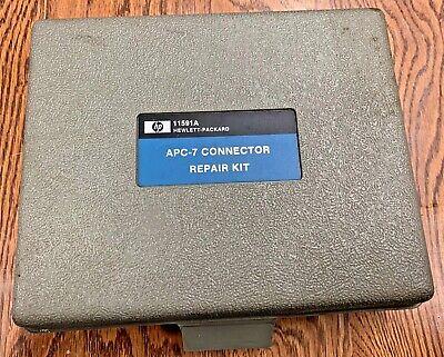 Hp Agilent 11591a Apc-7 Connector Repair Kit.
