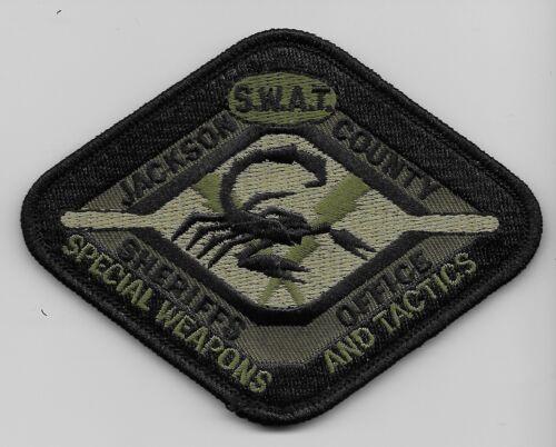 SWAT SRT Subdued Jackson County Sheriff State Oregon OR
