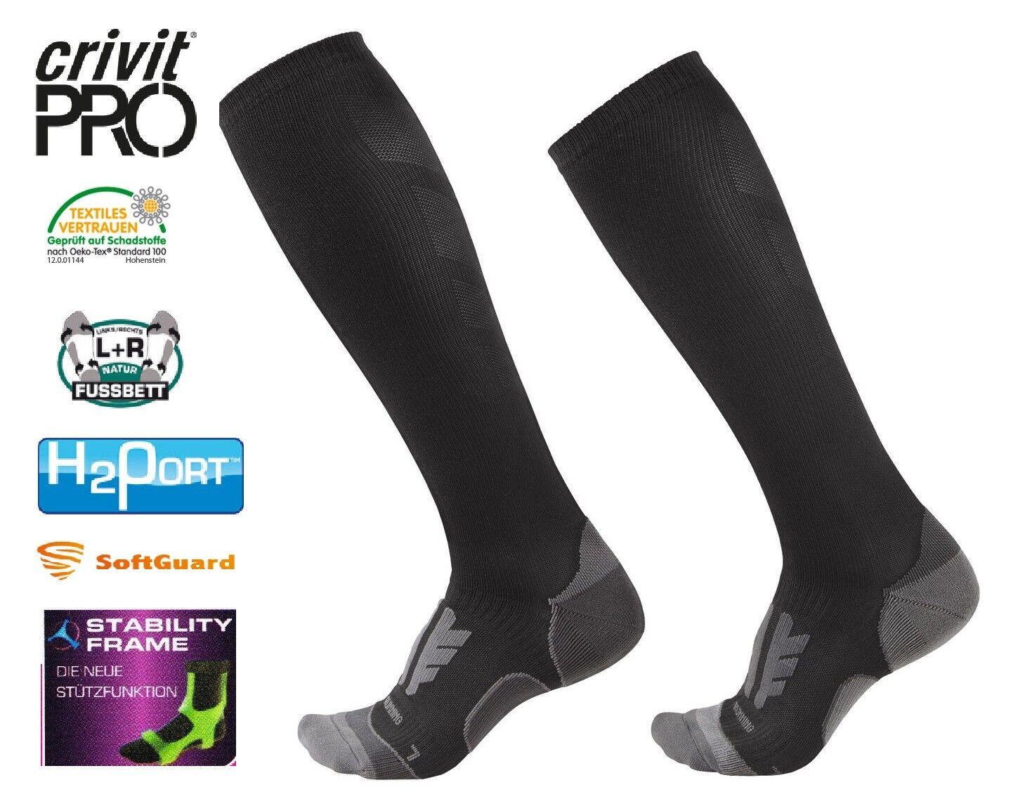Damen Herren Laufsocken Running Socken Sportsocken Jogging Kompression Socke