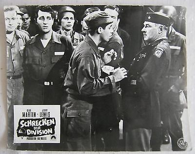 Aushangfoto  Schrecken der Division/Jumping Jacks  Dean Martin , J.Lewis 12. c