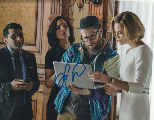 * RAVI PATEL* signed autographed 8x10 photo * THE LONG SHOT * 5
