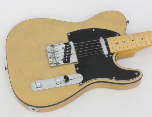 Electric Guitar - Freya TLE-3 Guitar Butterscotch Translucent Finish