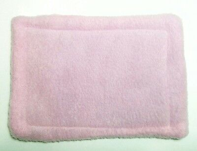 New! Anti-Fleece Liner/Bedding Dripping Pad for Guinea pig, Chinchilla, Hedgehog