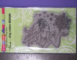 STAMPENDOUS CLING RUBBER STAMPS -