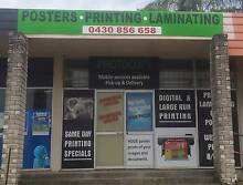 Printing and laminating business Logan Central Logan Area Preview
