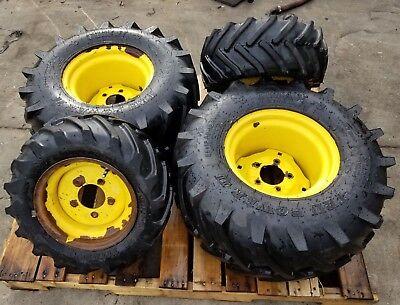 John Deere 2305 2210 1025r 1023e 1026r 26x12-12 18x8.50-10 M139005 M121628 Tire