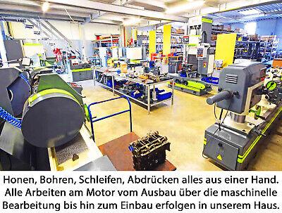 Mercedes C217 S 500 Coupe 455PS M278929 Motor Generalüberholung 4,7 M278.929