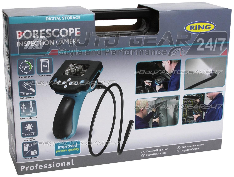Borescope Camera Ring